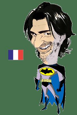 Le site web en Français